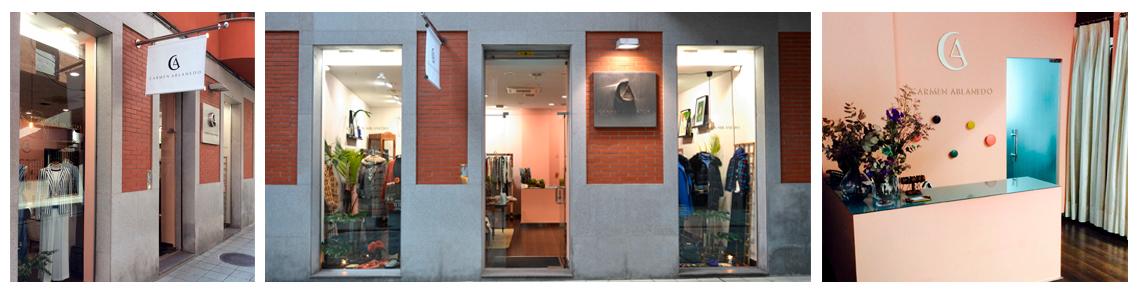 Nueva tienda Carmen Ablanedo