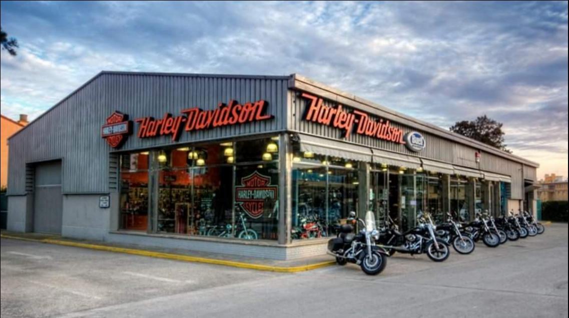 Harley Davidson Cádiz