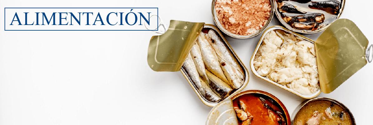 Productos de alimentación en Almacenes Santa Isabel