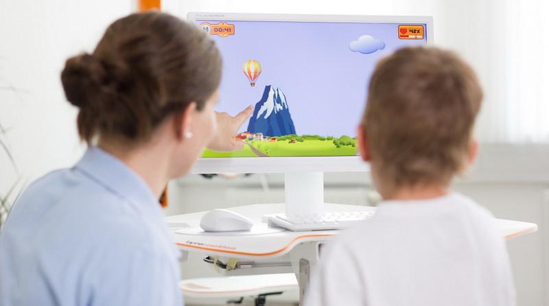 AMADEO- rehabilitación de la mano en niños