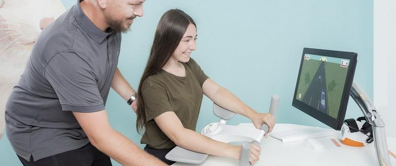 PABLO - Sensores de movimiento para rehabilitación neurológica