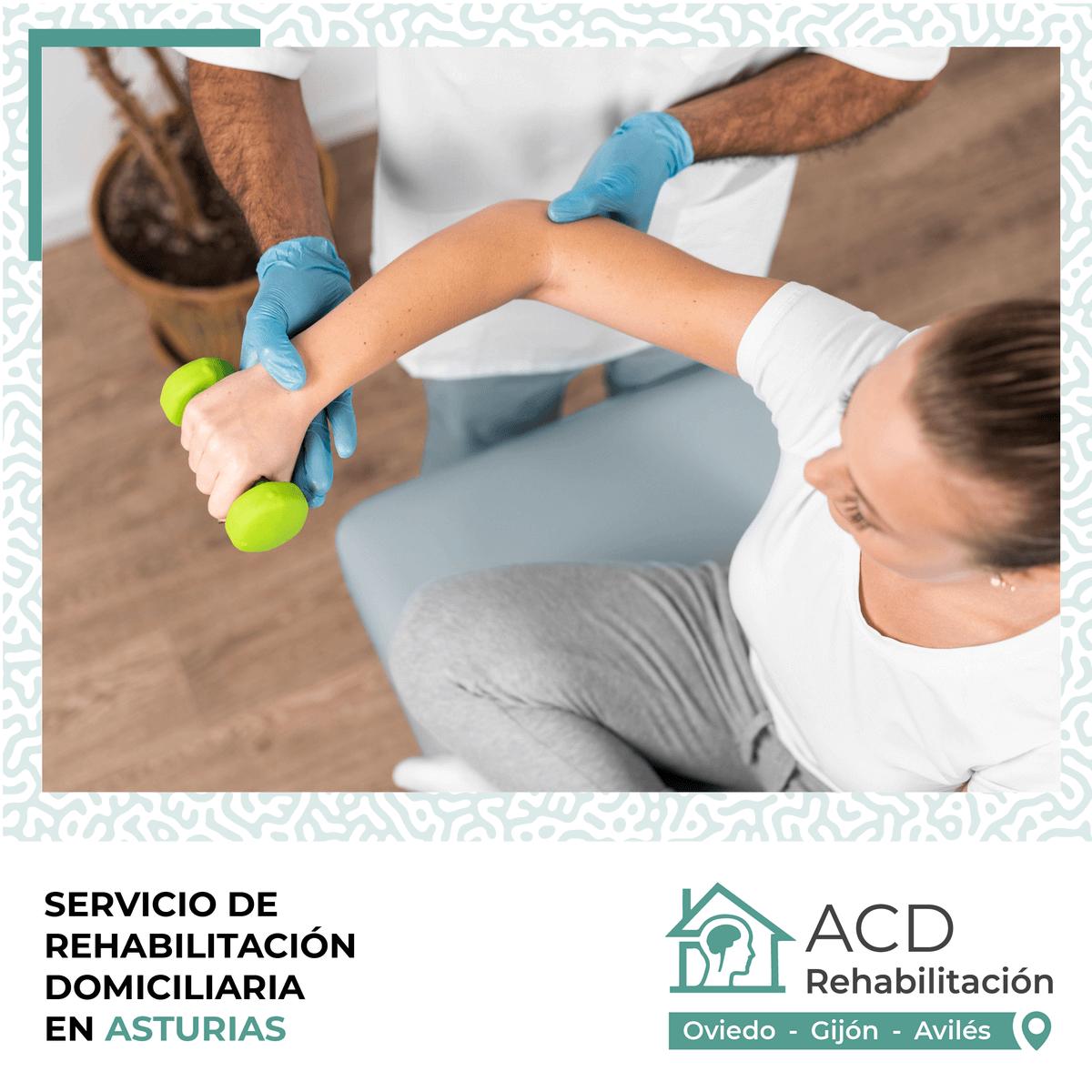 Rehabilitación neurológica en domicilio