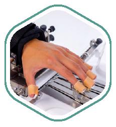 Rehabilitación de la mano