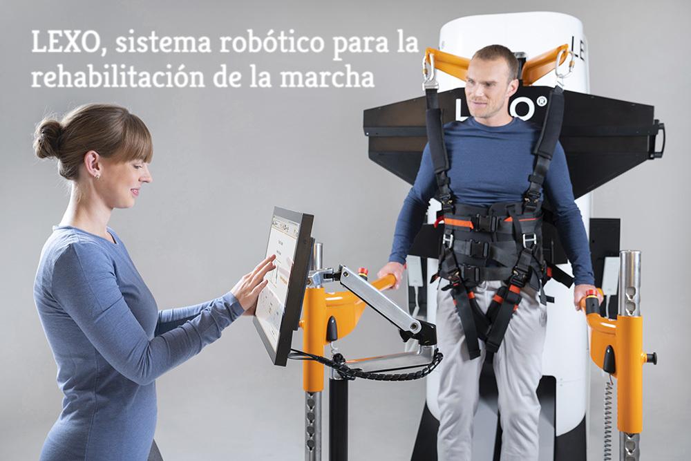 LEXO en ACD Rehabilitación Oviedo, Rehabilitación neurológica intensiva en Oviedo.