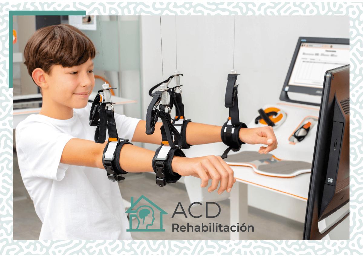Diego Sistema robótico para rehabilitación de miembros superiores